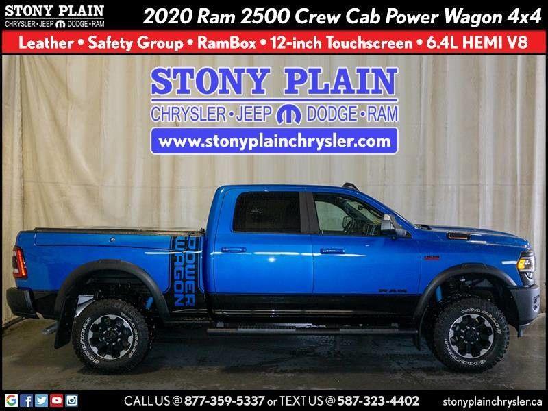 2020 Ram C/K 2500