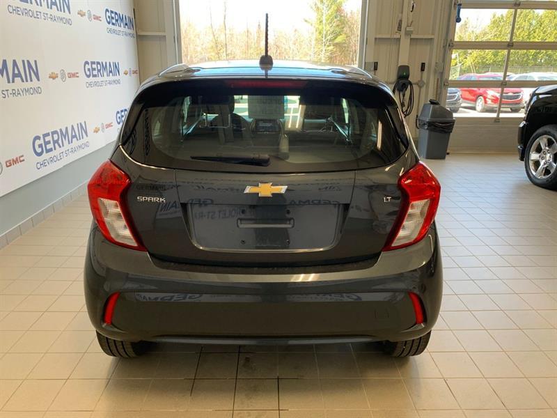 Chevrolet Spark 3