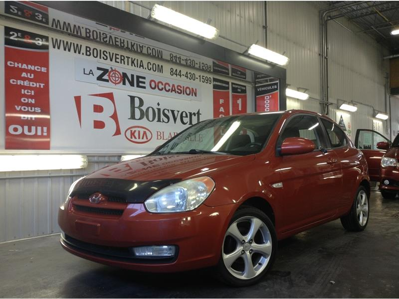 Hyundai Accent ACCENT SPORT TOIT OUVRANT MAG  2009