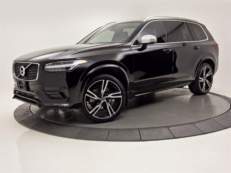 2018 Volvo  XC90 T6 AWD R-Design MAGS 22 POUCES