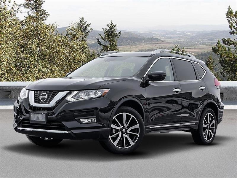 2019 Nissan  Rogue SL PLATINE, TI SL