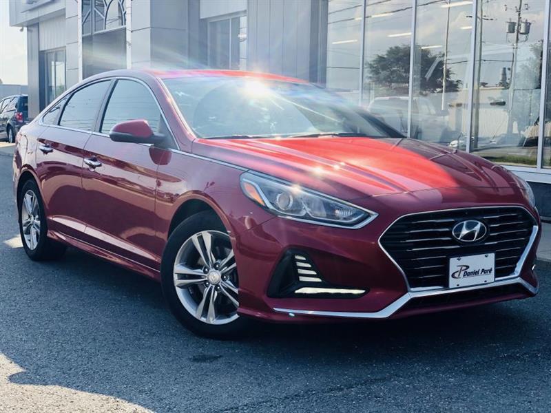 2018 Hyundai  Sonata GLS    '' TOIT CUIR ''
