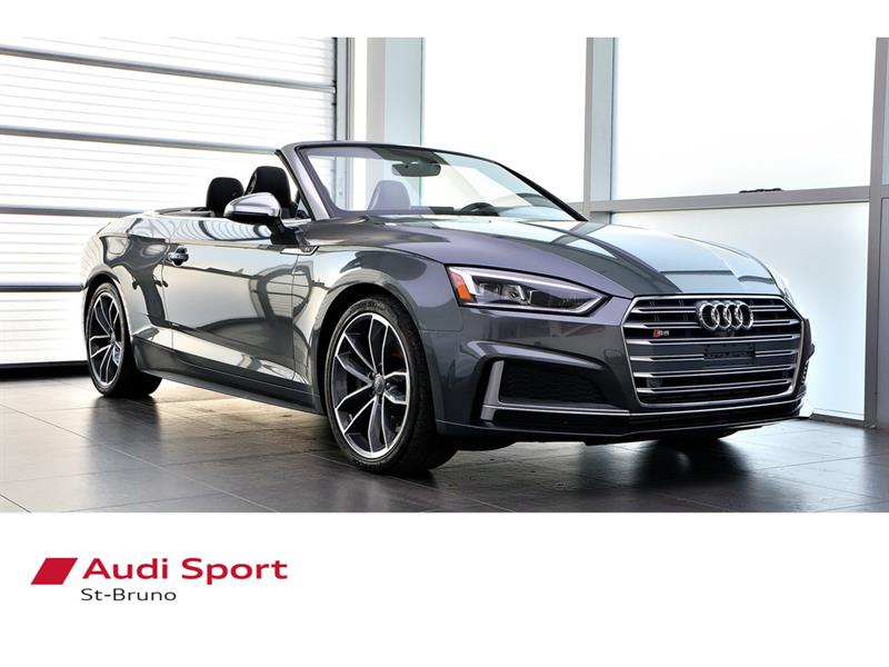Audi S5 TECHNIK + CARBONE + DIFF.SPORT 2018