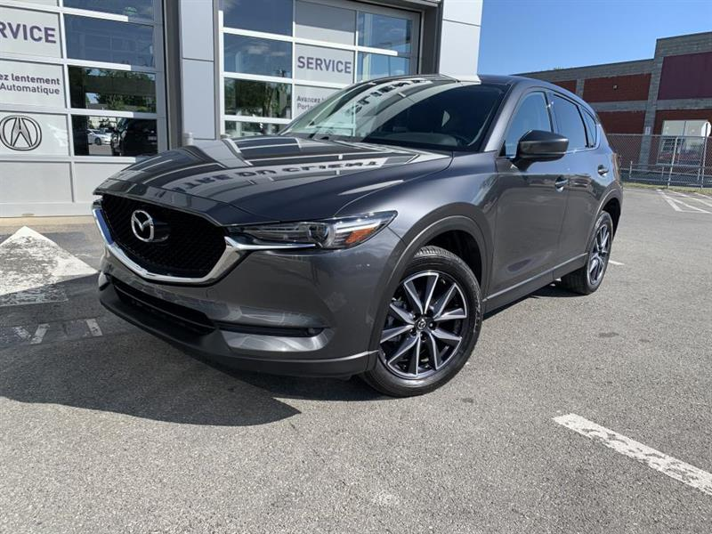Mazda CX-5 GT TRACTION INTEGRALE 2017