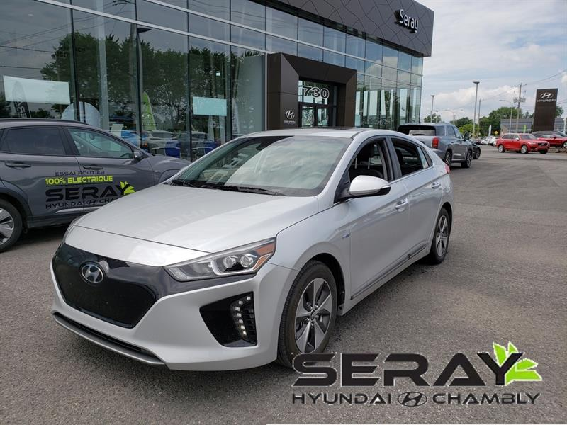Hyundai Ioniq ULTIMATE EV, BLUETOOTH, MAGS,  2019