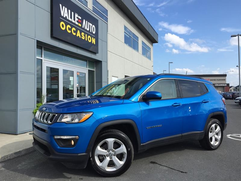 2018 Jeep  Compass 2018 Jeep Compass - North FWD