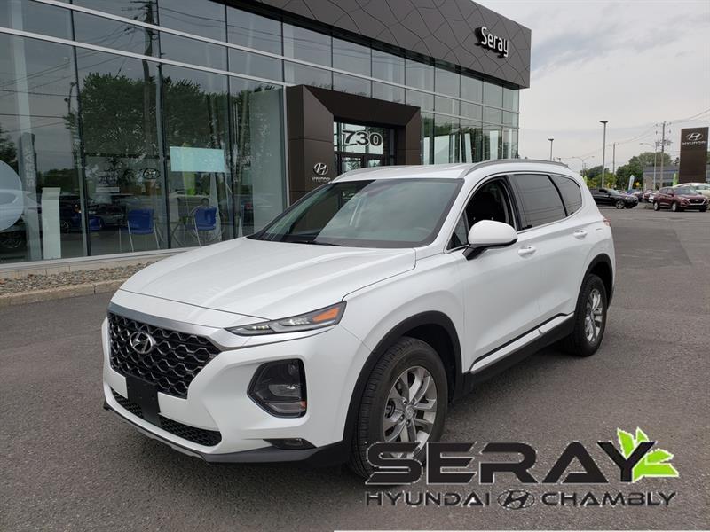Hyundai Santa Fe 2.4L Essential AWD w-Safety Pa 2020