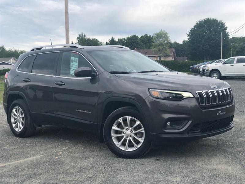 2019 Jeep  Cherokee NORTH NORTH V6 4X4