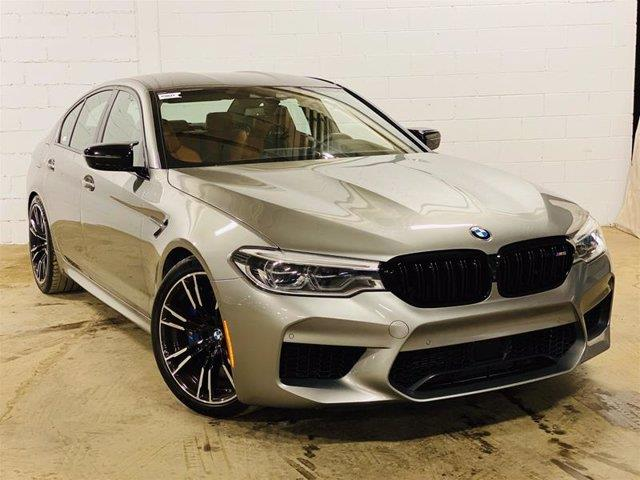 BMW M5 Competition,Premium Package,61 2019