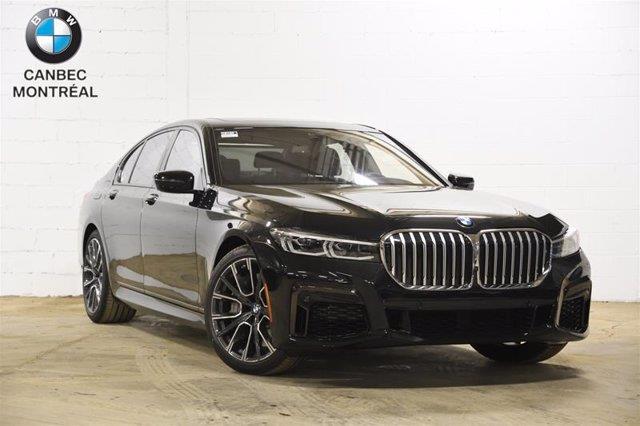 BMW Série 7 750i xDrive 2020