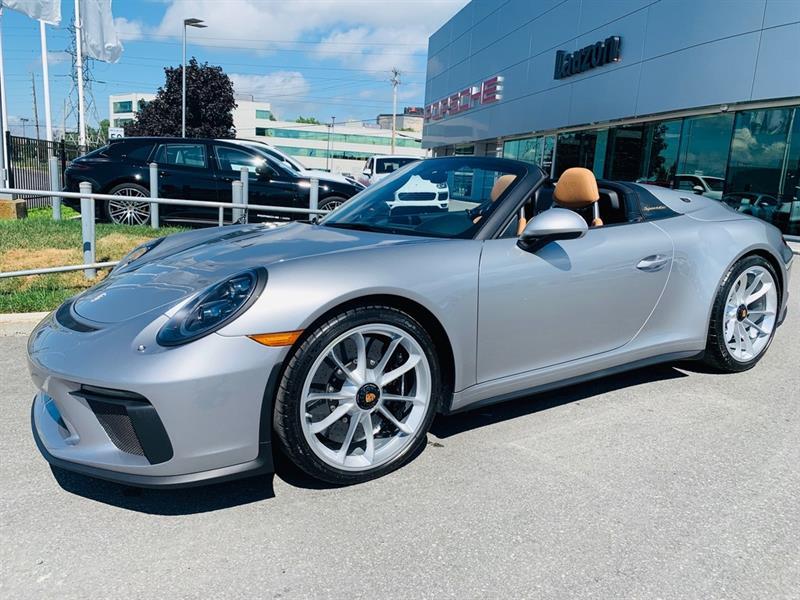 Porsche 911 Speedster ***Heritage Package* 2019