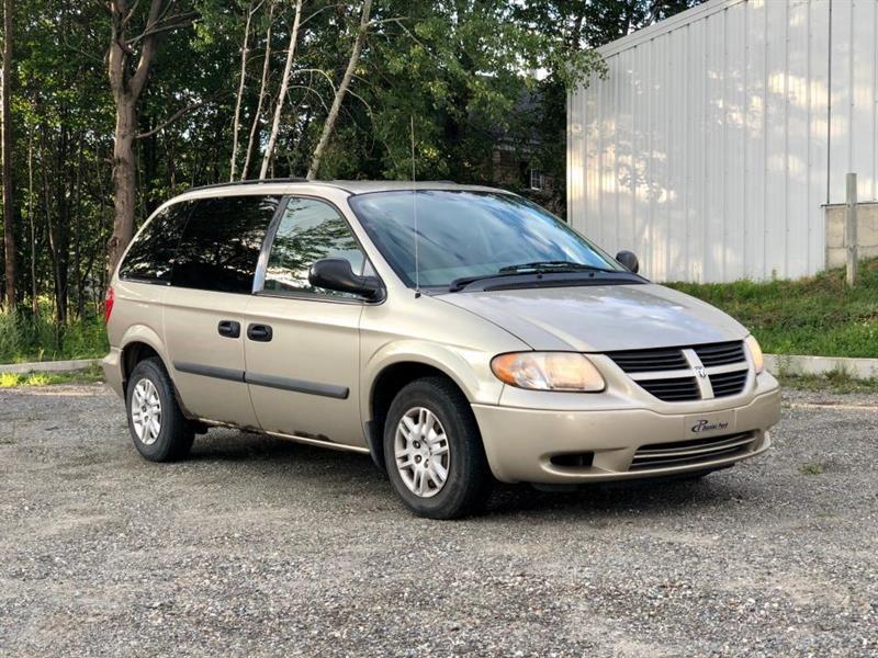2006 Dodge  Caravan SE 4 portes