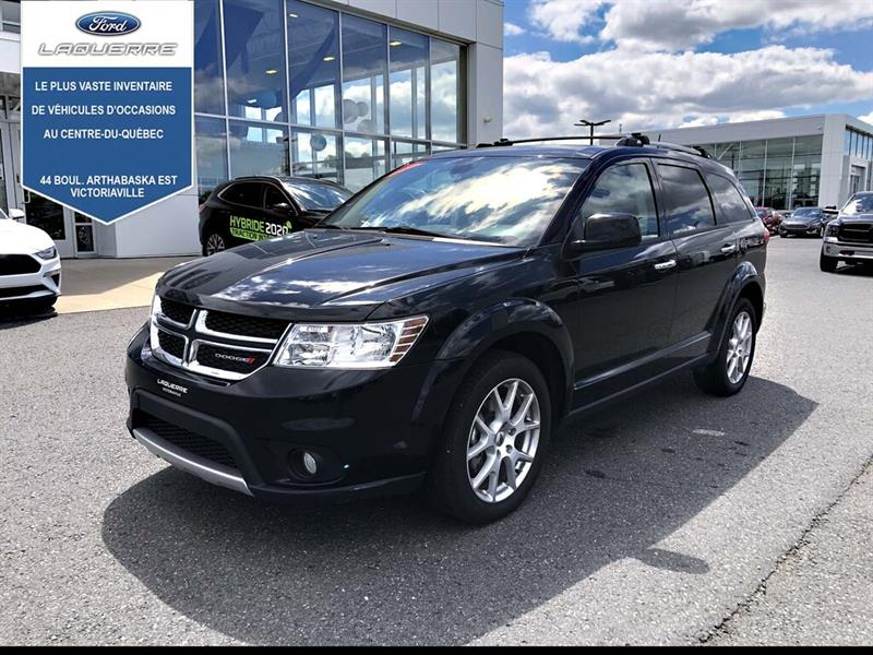2019 Dodge  Journey GT AWD CUIR, TOIT DVD