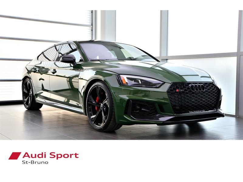 Audi RS 5 **RÉSERVÉ MERCI** 2019