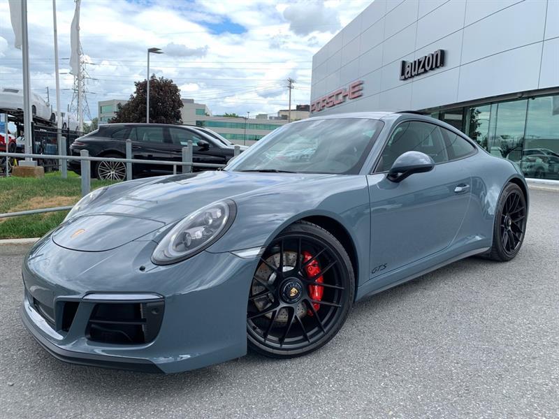 Porsche 911 Carrera 4 GTS, Premium Package 2017