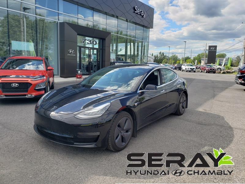 Tesla Model 3 STANDARD RANGE PLUS, 2019