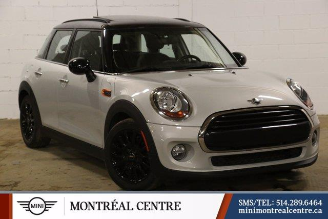 Mini Cooper 5 DOOR|AUTOMATIC|LIGHTS PACK|1 2016