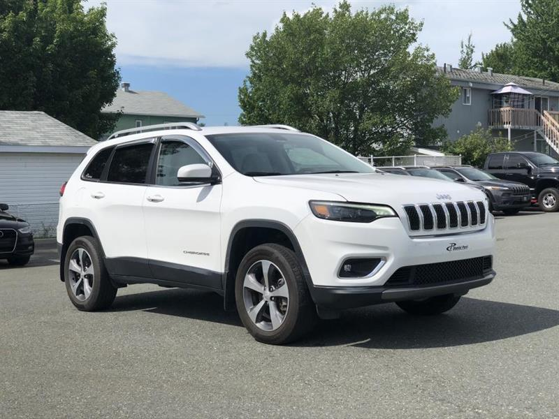 2019 Jeep  Cherokee Limited 4x4 Active Drive 2