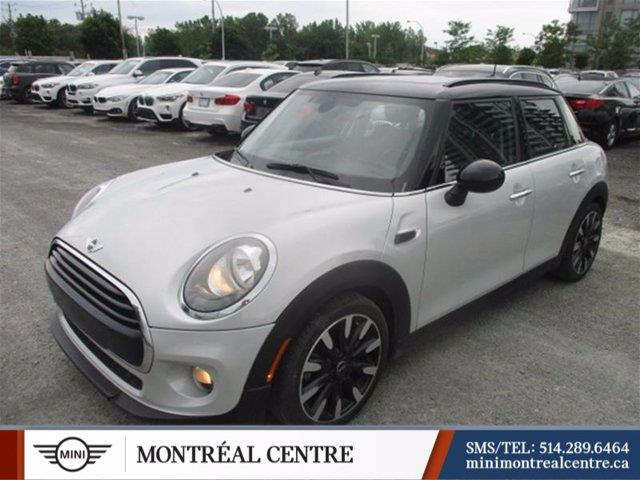 Mini Cooper 5 DOOR|AUTOMATIC|17' MAGS|LOAD 2016