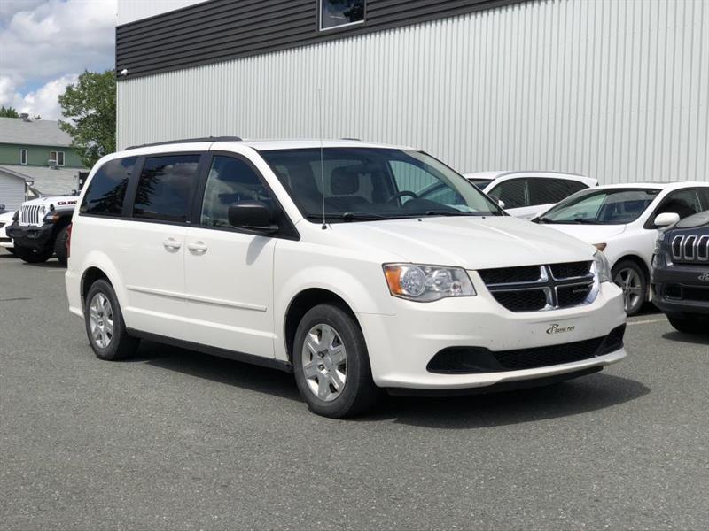2012 Dodge  Caravan SE STOW N GO