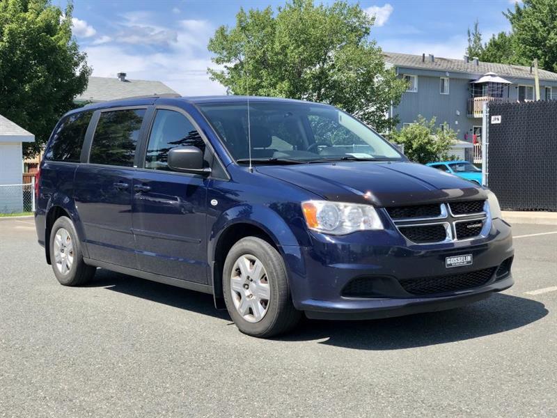 2013 Dodge  Caravan SE   ''STOW N GO 1 PROPRIETAIR