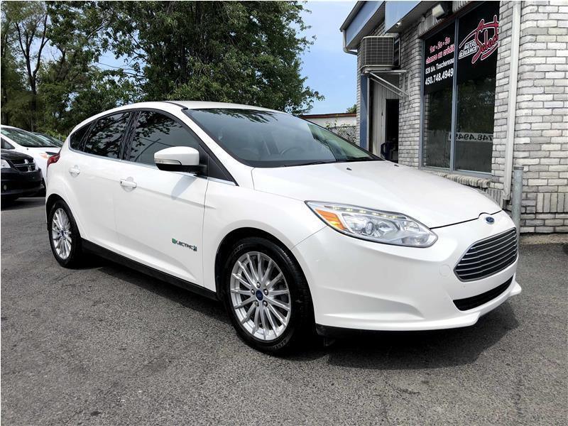 Ford Focus Electric 3