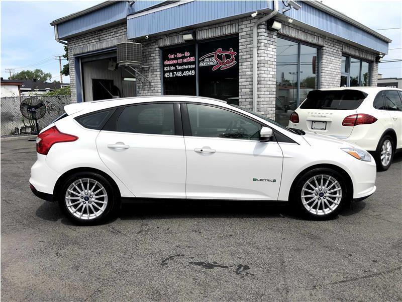 Ford Focus Electric 4