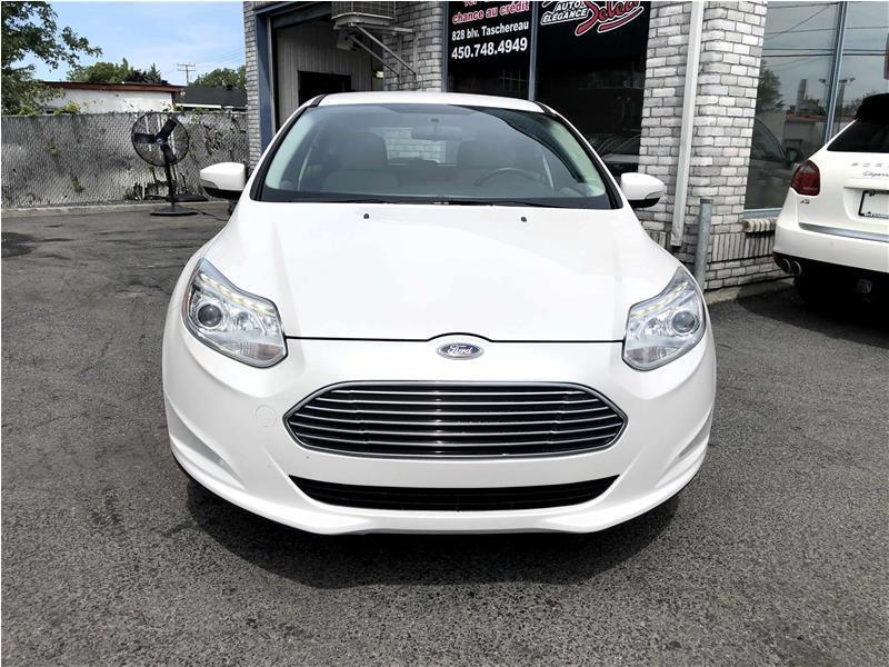 Ford Focus Electric 7