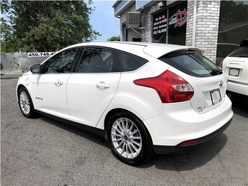 Ford Focus Electric 10