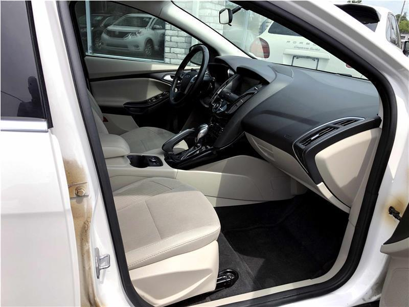 Ford Focus Electric 14