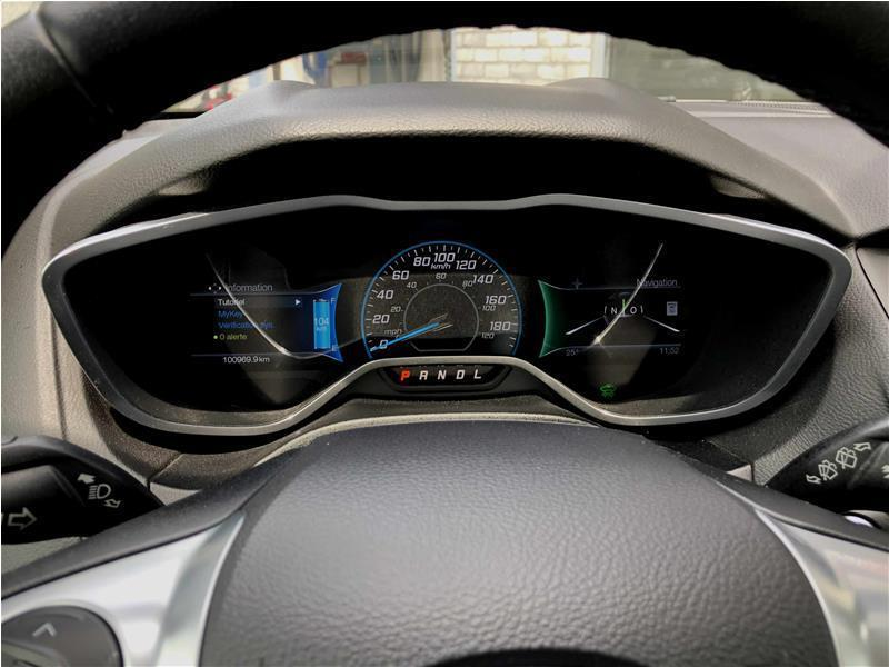 Ford Focus Electric 22