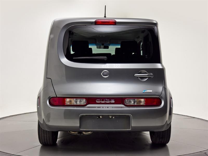 Nissan Cutaway 4