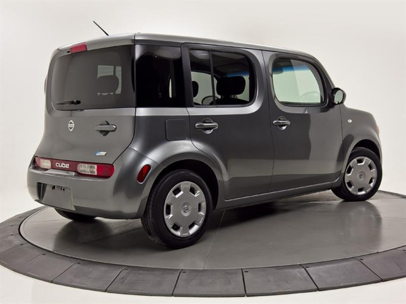 Nissan Cutaway 5