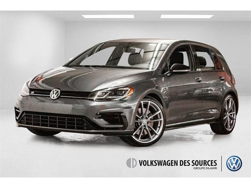 Volkswagen Golf R 5-Dr 2.0T 4MOTION at DSG 2019