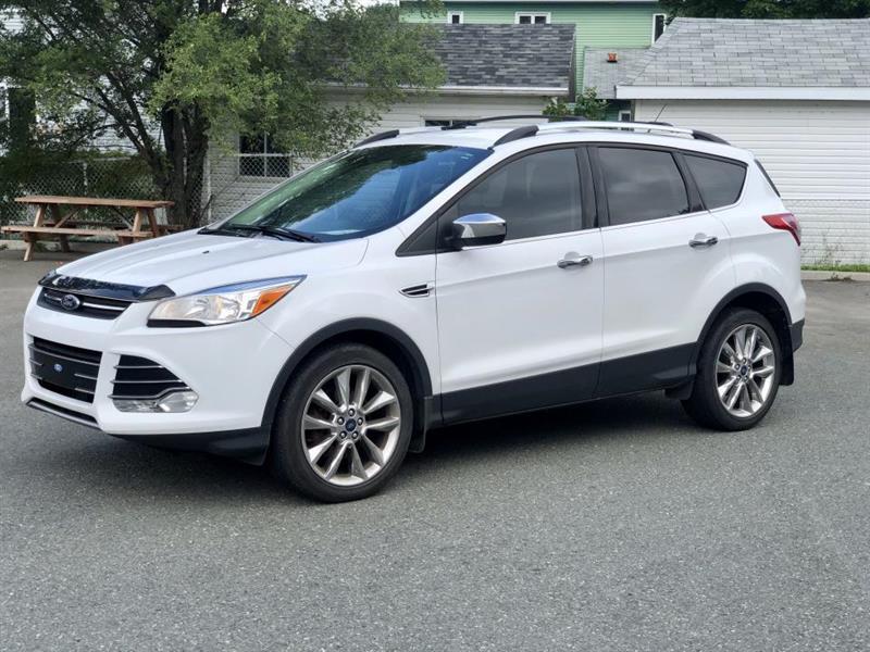 2015 Ford  Escape SE AWD 2.0L ECOBOOST CAMERA