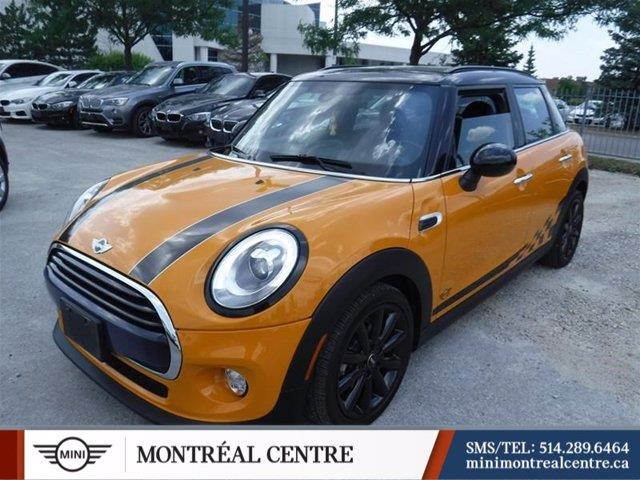 Mini Cooper 5 DOOR|AUTOMATIC|LOADED+LIGHTS 2016