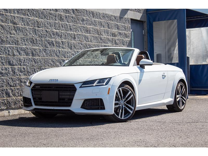 Audi TT CONVERTIBLE GPS PADDLE SHIFT 2019