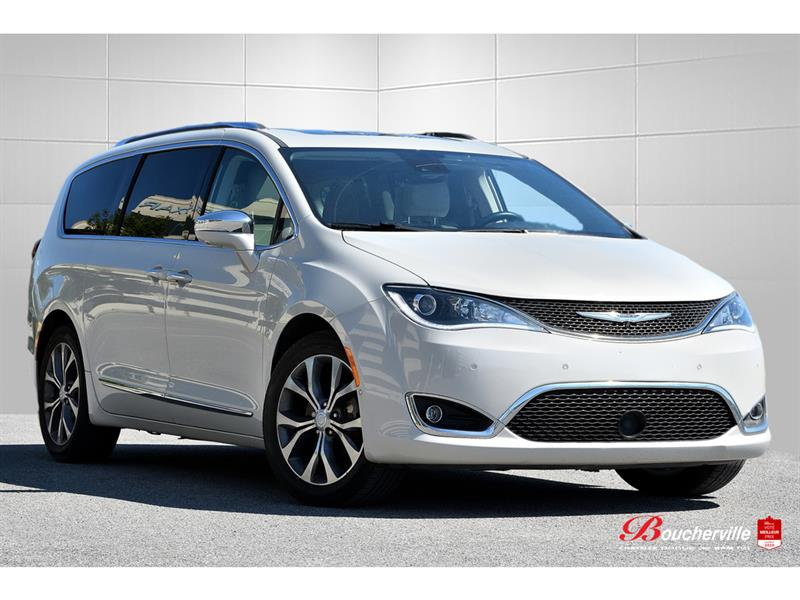 Chrysler Pacifica LIMITED * DVD * HITCH * SAFETY 2017
