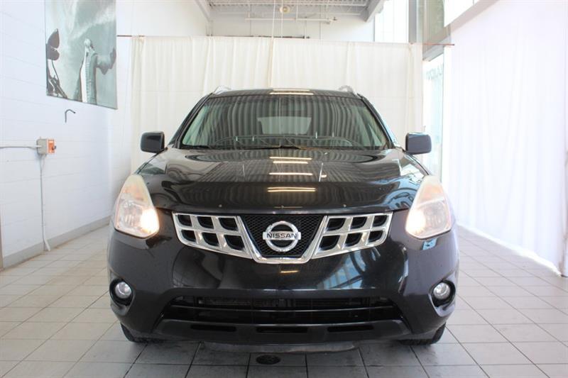 Nissan Rogue 3