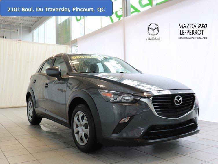 2017 Mazda CX-3