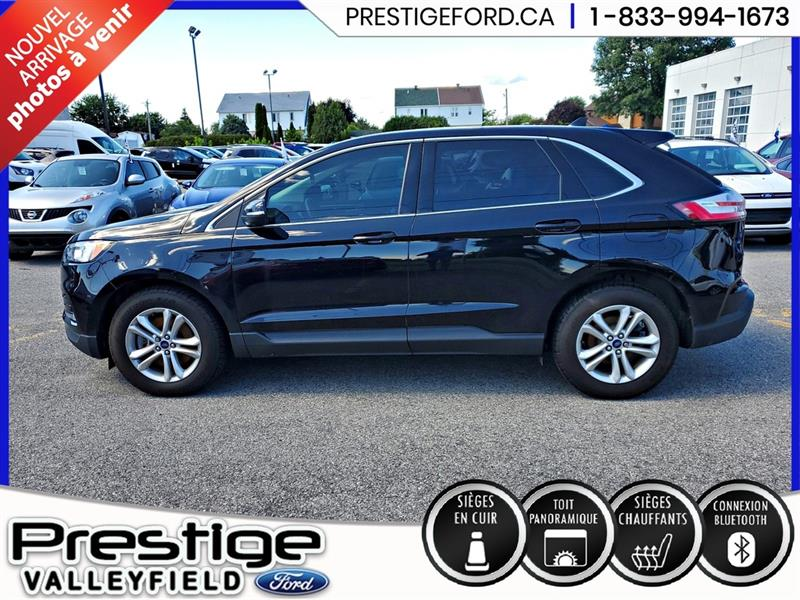 2019 Ford  Edge SEL AWD Certification Dispo, T