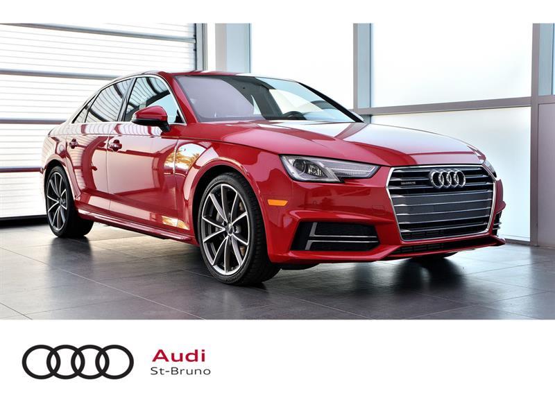 Audi A4 PROGRESSIV + S-LINE + NAVIGATI 2017