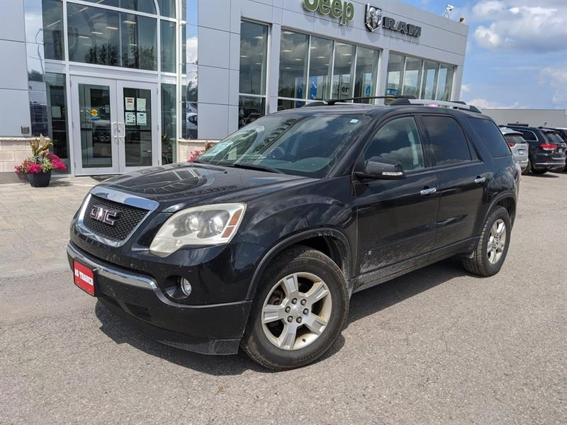 Used Gmc Acadia Vehicles For Sale Second Hand Gmc Vehicles On