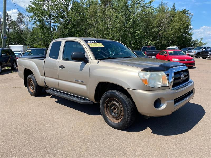 2007 Toyota Camionnette