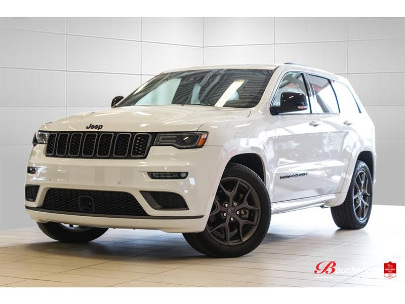 Jeep Grand Cherokee * LIMITED X * HITCH * TOIT PAN 2020