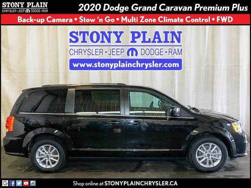 2020 Dodge Caravan