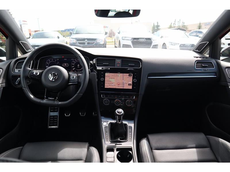 Volkswagen Golf R 6