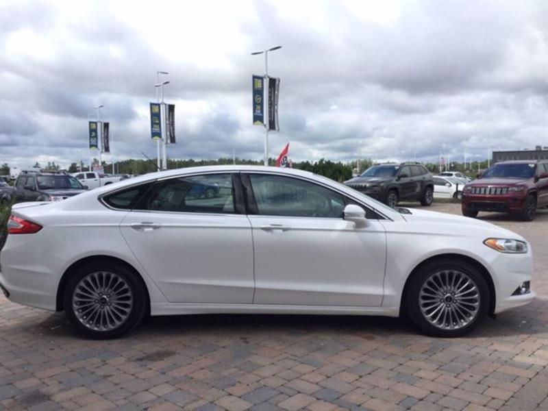 Ford Fusion 8