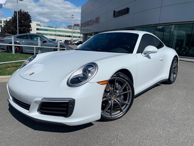 Porsche 911 Carrera 4 Coupe 2018