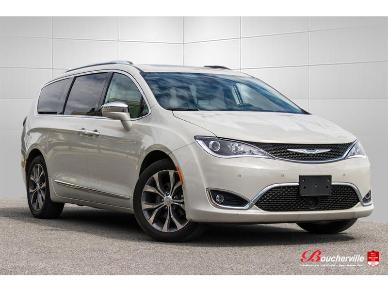 Chrysler Pacifica LIMITED * HITCH 3600LBS * TOIT 2017